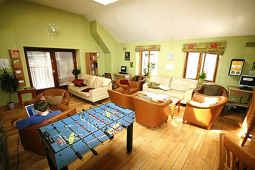 The Fanciest Hostels around the World