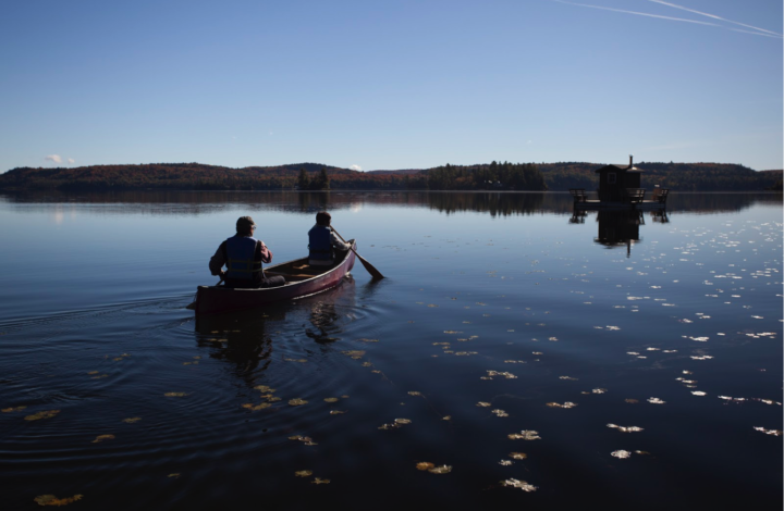 The Authentic Camping Experiences in Ontario – Algonquin Provincial Park and Killarney Provincial Park