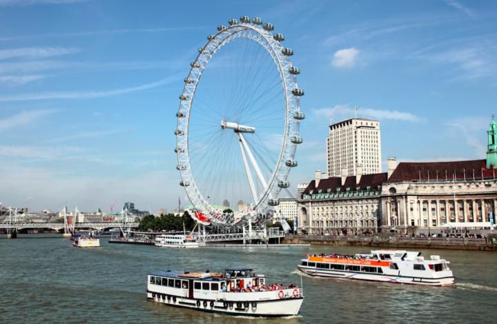 My Journey Around London