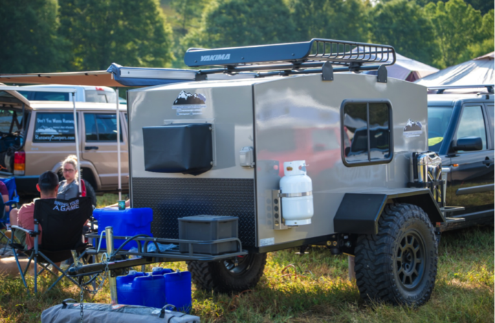 The Pros And Cons Of Soft Floor Camper Trailers