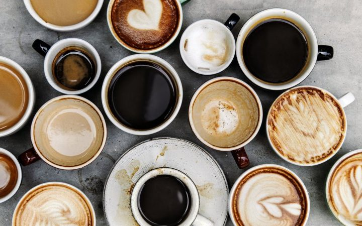 5 good reasons to drink coffee