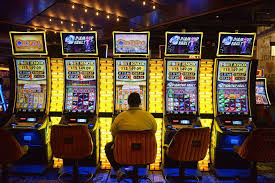 Best downtown vegas casino for slots
