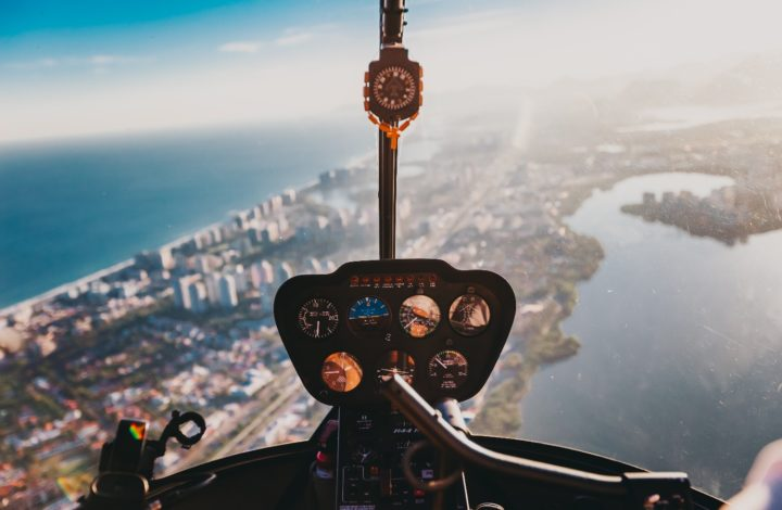 Helicopters: The Future Of Getting From A To B